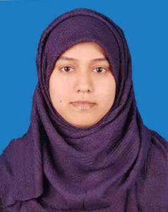 Sanjida Afrin